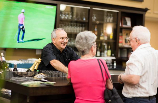 Wellings of Picton Bar